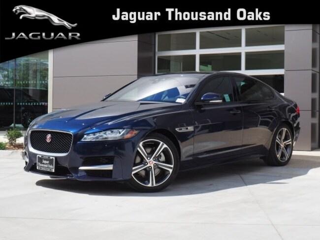 Certified Pre-Owned 2018 Jaguar XF 20d R-Sport Car in Thousand Oaks, CA