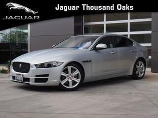 Certified Pre-Owned 2018 Jaguar XE 25t Prestige Car in Thousand Oaks, CA