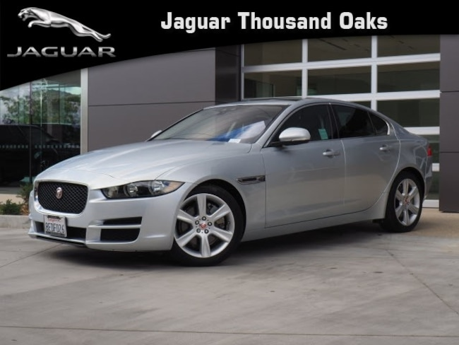 Certified Pre-Owned 2018 Jaguar XE 25t Prestige Sedan in Thousand Oaks, CA