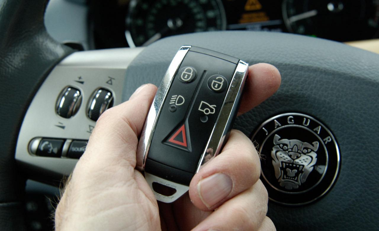 Ключове за Jaguar