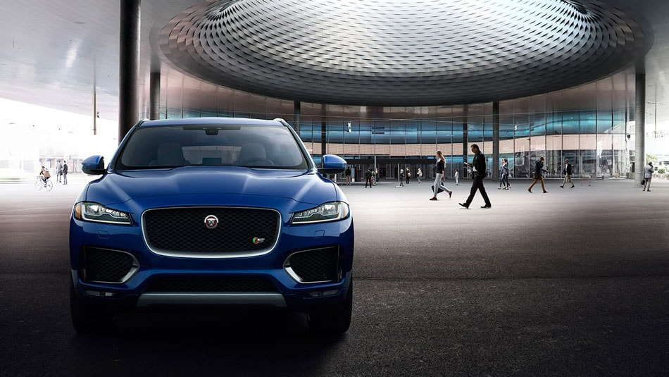 Meet the new F-Pace