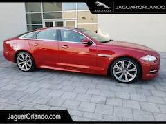 2015 Jaguar XJ 4dr Sdn RWD Car