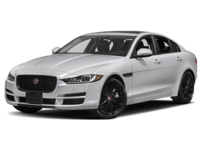 2019 Jaguar XE 25t Premium RWD Car