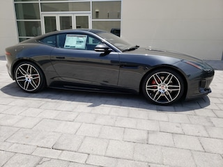2020 Jaguar F-TYPE Checkered Flag Coupe Coupe