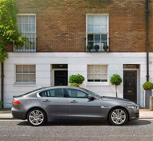 Jaguar XE Profile