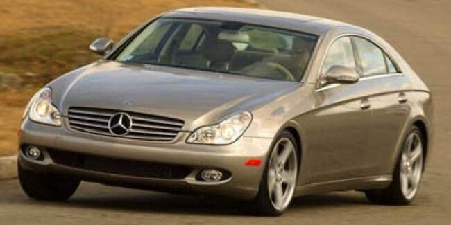 2007 Mercedes-Benz CLS-Class 4dr Sdn 5.5L Car