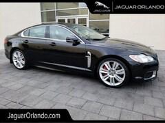 2011 Jaguar XF 4dr Sdn XFR Car
