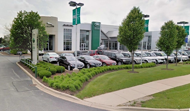 Welcome To Jaguar Orland Park