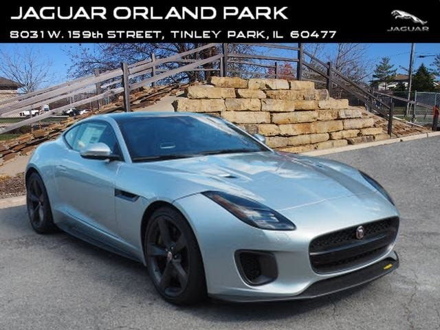 2018 Jaguar F TYPE Sport Coupe