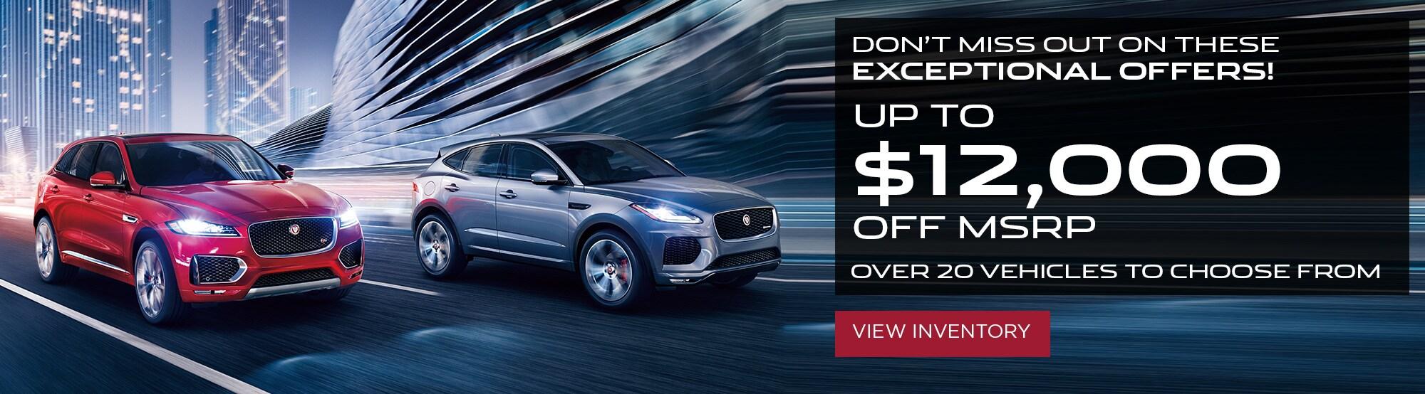 Jaguar Peabody | Massachusetts Jaguar Dealer | Peabody, MA