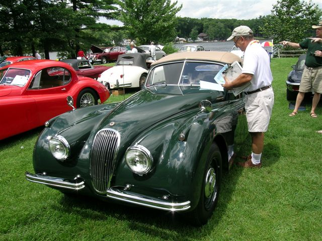 JANEu0027s Jaguar Festival And Concours Du0027Elegance