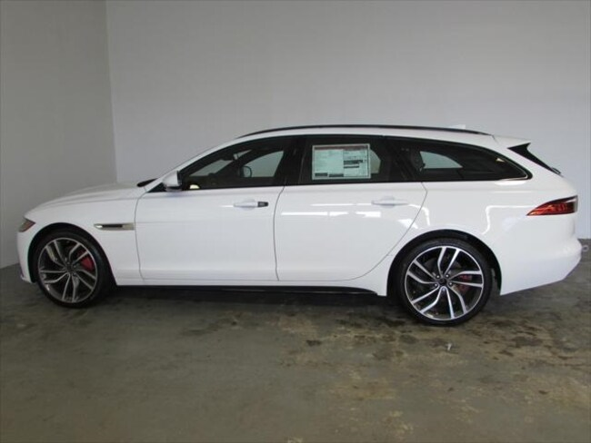 New 2018 Jaguar XF For Sale at Jaguar Peabody | VIN