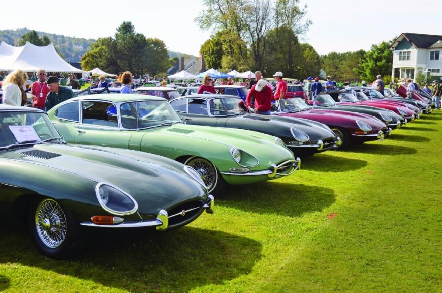 Best Jaguar Car Shows in New England | Jaguar Peabody