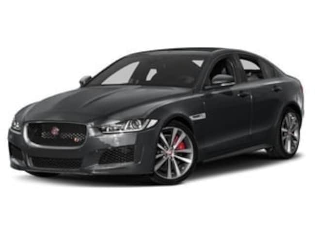 2019 Jaguar XE 25t Landmark Sedan