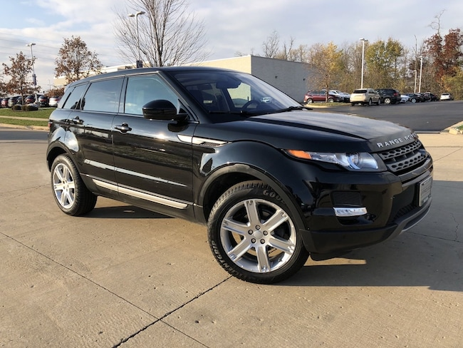 Used 2015 Land Rover Range Rover Evoque For Sale at Jaguar Peoria ... 1d4f67488d