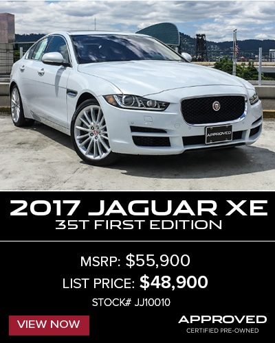 Certified Pre-Owned Vehicle Specials