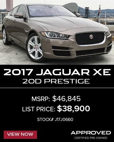 Jaguar Portland
