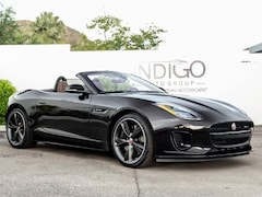2019 Jaguar F-TYPE Convertible R-Dynamic Convertible