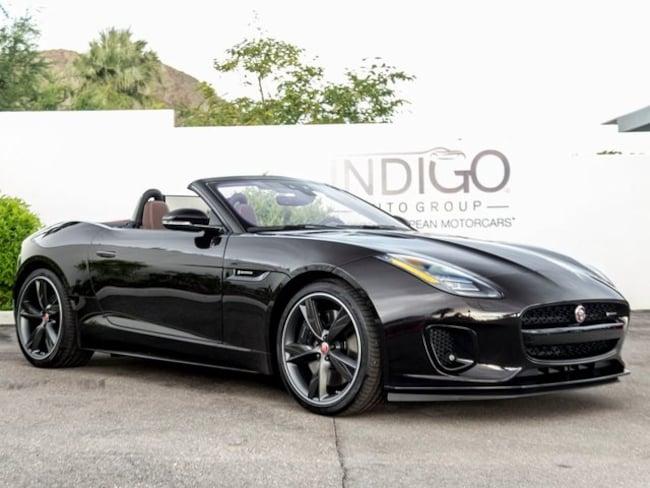 2019 Jaguar F-TYPE Convertible R-Dynamic Convertible