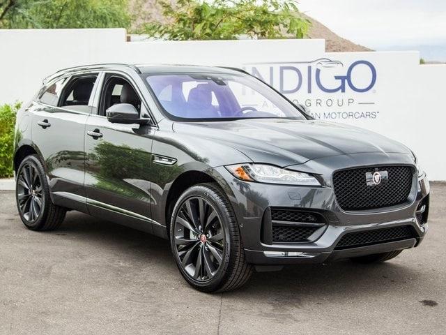 Jaguar f pace for sale