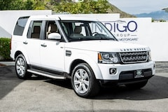 2016 Land Rover LR4 Base SUV