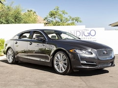 2018 Jaguar XJ XJL Supercharged Sedan
