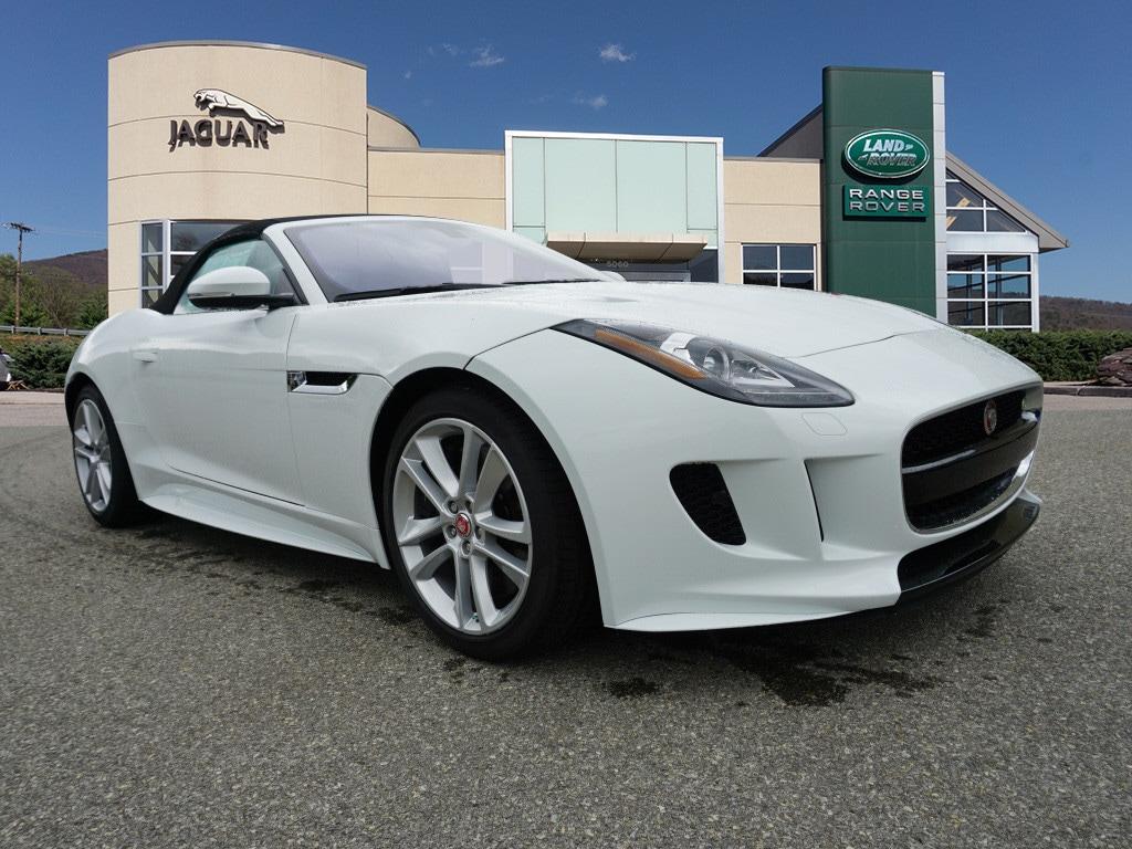 2017 Jaguar F-TYPE S Convertible Convertible