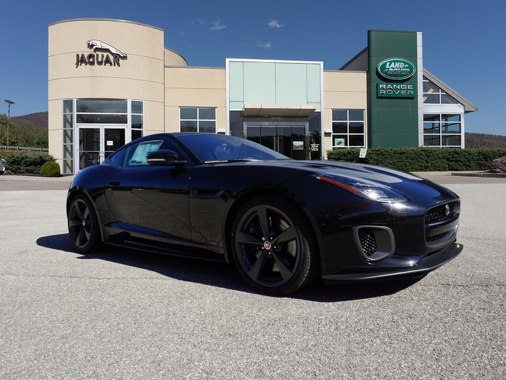 2018 Jaguar F-TYPE 400 SPORT Coupe Coupe