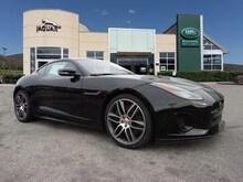 2018 Jaguar F-TYPE R-Dynamic Coupe Coupe