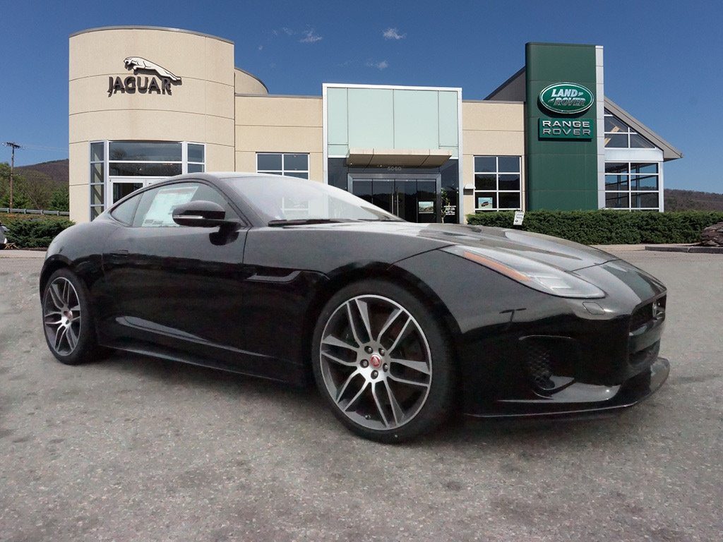 2018 Jaguar F TYPE R Dynamic Coupe