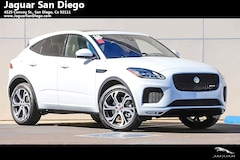 New 2018 Jaguar E-PACE First Edition SUV SADFL2FX7J1Z14215 for Sale in San Diego