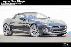 New 2018 Jaguar F-TYPE 400 Sport Convertible SAJDF5GV5JCK47885 for Sale in San Diego