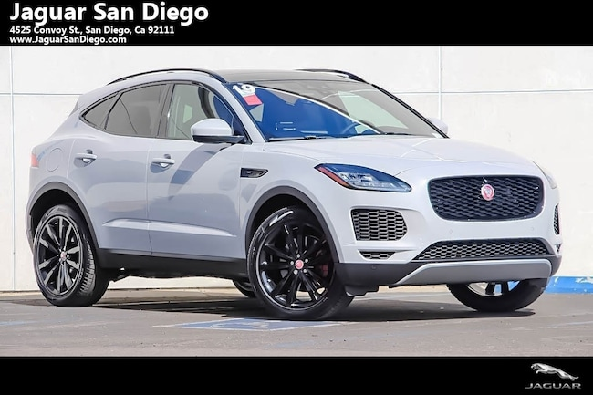 New 2019 Jaguar E-PACE SE SUV San Diego