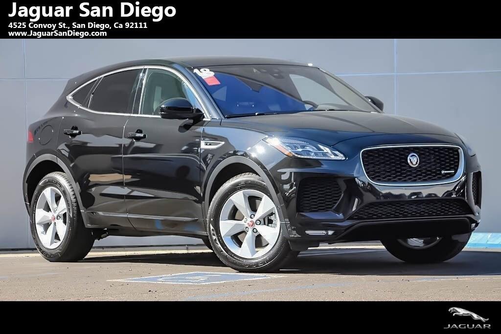 New 2018 Jaguar E PACE R Dynamic S SUV San Diego
