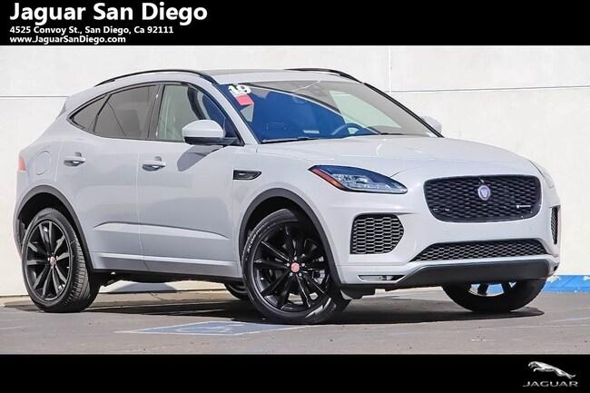 New 2019 Jaguar E-PACE R-Dynamic HSE SUV San Diego