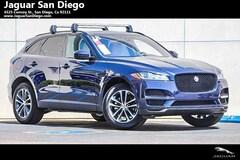 New 2018 Jaguar F-PACE 20d Premium SUV SADCJ2FN2JA248663 for Sale in San Diego