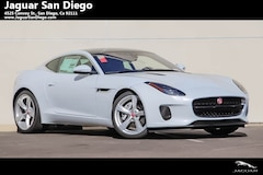 New 2019 Jaguar F-TYPE P300 Coupe SAJDD1GX4KCK61908 for Sale in San Diego