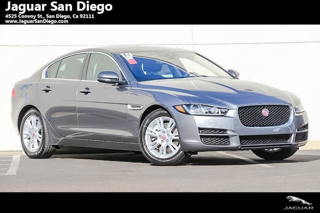 New 2019 Jaguar XE 25t Premium Sedan San Diego