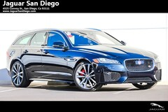 2018 Jaguar XF S First Edition Sportbrake
