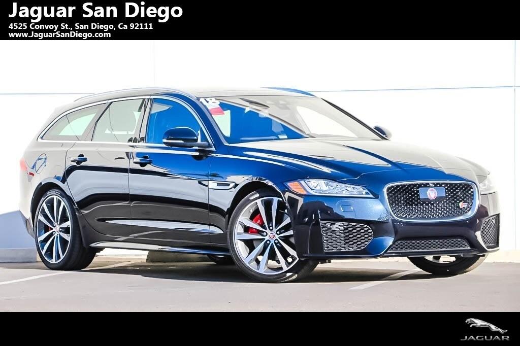 New 2018 Jaguar XF S First Edition Sportbrake San Diego