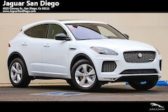 New 2018 Jaguar E-PACE R-Dynamic S SUV SADFT2GX9J1Z07443 for Sale in San Diego