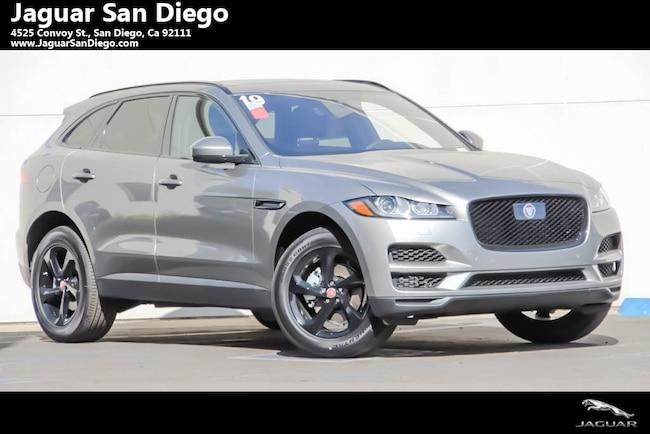 New 2019 Jaguar F-PACE 25t Premium SUV San Diego