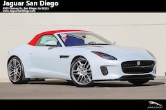 New 2019 Jaguar F-TYPE P300 Convertible SAJDD5GX7KCK61456 for Sale in San Diego