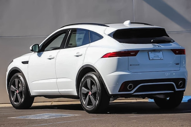 New 2018 Jaguar E Pace For Sale Or Lease San Diego Ca