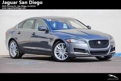 New 2019 Jaguar XF 30t Portfolio Limited Edition Sedan SAJBH4GX5KCY75248 for Sale in San Diego