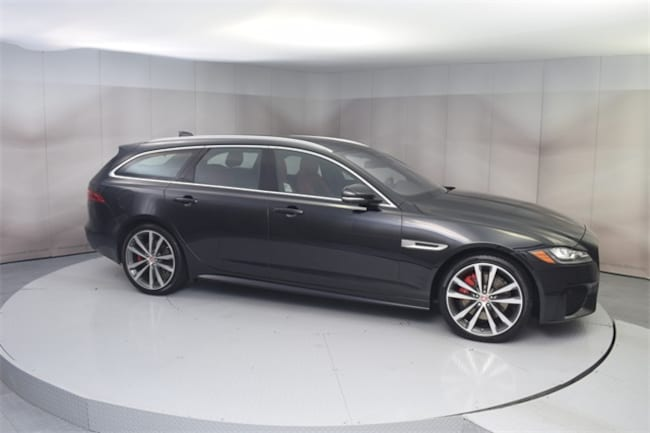 New 2018 Jaguar XF S First Edition Sportbrake for sale in Livermore, CA