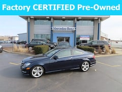 2015 Mercedes-Benz C-Class 2dr Cpe C 350 4MATIC Coupe