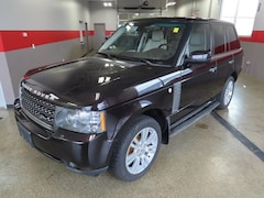 2011 Land Rover Range Rover 4WD 4dr HSE LUX SUV