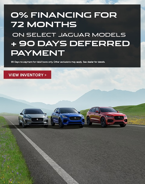 0% APR for up to 72 months 90 Day Payment Deferral