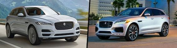 2019 Jaguar F-PACE vs 2018 Jaguar F-PACE Comparison | Union